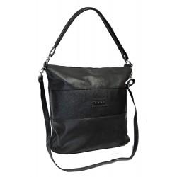 Elegantní kabelka Hurt H-334 (18) černá