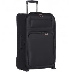 Cestovní kufr AEROLITE T-9515/3-M - černá