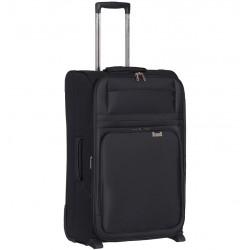 Kabinové zavazadlo AEROLITE T-9515/3-S - černá