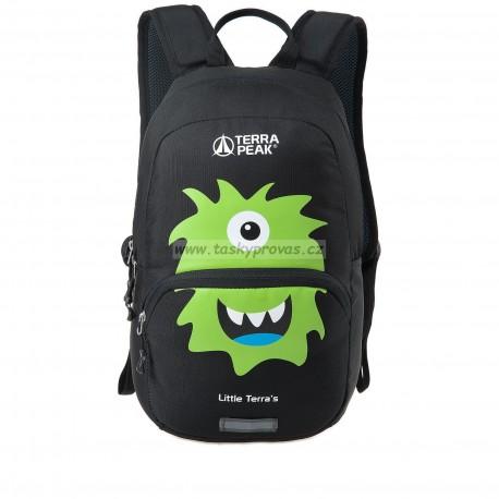 Dětský batoh AXON LITTLE TERRA 12 černý
