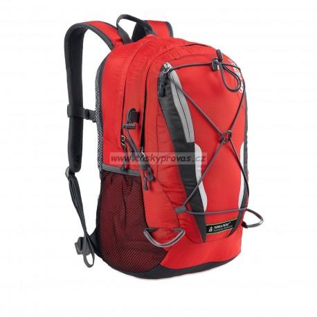 Axon Terra Peak sportovní batoh Edge 22L červená