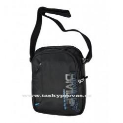 Sportovní taška Diviley WC16379 černá/modrá