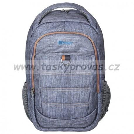 Studentský batoh SPIRIT Denim 03