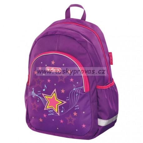 HERLITZ batůžek předškolní Melody star 50014712