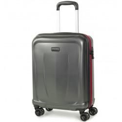 Kabinové zavazadlo ROCK TR-0165/3-S ABS - charcoal