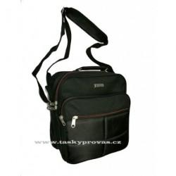 Sportovní taška ENRICO BENETTI 54392 černá/červená