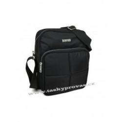 Sportovní taška ENRICO BENETTI 54441 černá/šedá