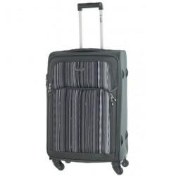 Cestovní kufr Dielle M 510-60-23 antracitová