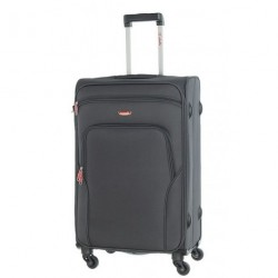 Cestovní kufr Dielle M 530-60-23 antracitová