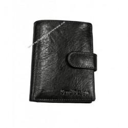 Peněženka kožená pánská Enrico Benetti SendiDesign 1040 černá