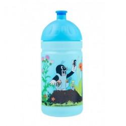 Zdravá lahev Nová generace 0,5 l Krteček s kalhotkami barva: modrá