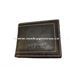 Pánská kožená peněženka Lagen W-8193 hnědá