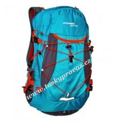 Axon GOBI 32L modrá/oranžová sportovní batoh