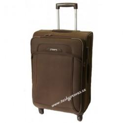 Cestovní kufr Airtex 840-71 hnědá