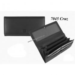 Dámská kožená peněženka Cruz Famito 7045 černá