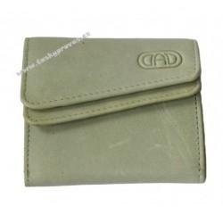 Dámská kožená peněženka DD WIL 2285-05 šedá