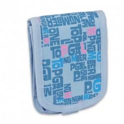 Kapsička na krk Topgal CHI 645 D - Blue
