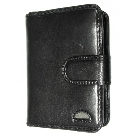 Peněženka dámská kožená Cosset 4494 Classic černá