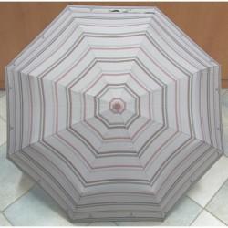 Deštník skládací Greenwich Polo Club GW 5003 šedý