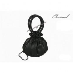 Kabelka společenská Famito Charmel 1729 černá