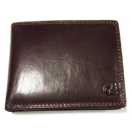Peněženka pánská kožená Cosset Komodo 4488 hnědá