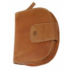 Dámská kožená peněženka DD W 30-02-sv.