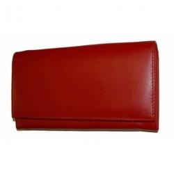 Dámská kožená peněženka Talacko 2560 červená