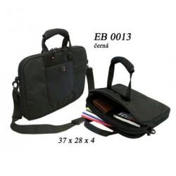 Taška na notebook přes rameno Famito EB0013 černá