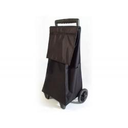 Nákupní taška na kolečkách Dup 230304-024 černá