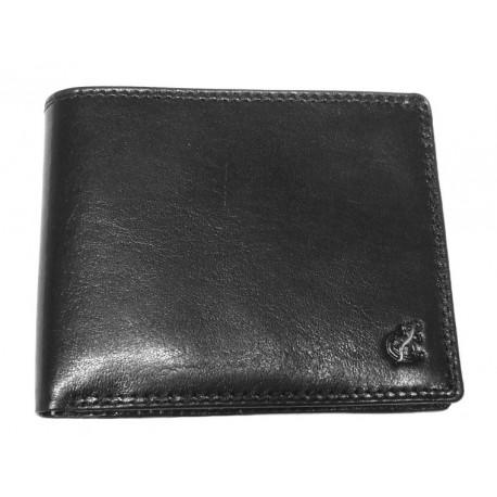 Peněženka pánská kožená Cosset Komodo 4465 černá