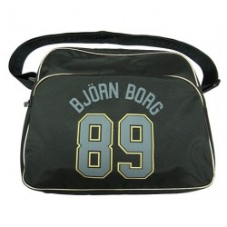 Taška Björn Borg na laptop BH 101402 černá/zlatá