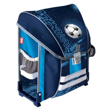 Školní batoh Stil Football (modrá)