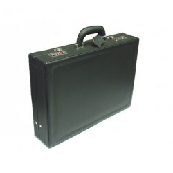 Dup atašé kožený kufr 230701-009 černá 881b93a780
