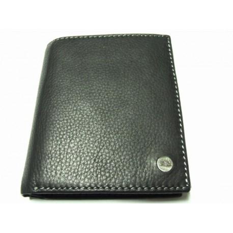 Peněženka pánská kožená Harryson 6602 černá