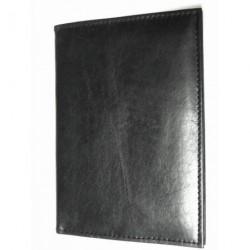 Kožené pouzdro na doklady Talacko 358-75 černá