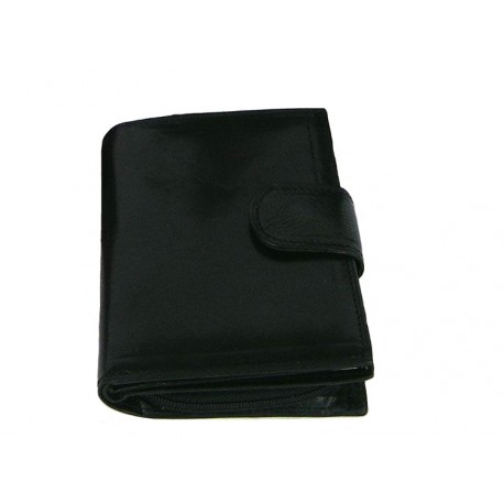 Dámská kožená peněženka Šinox P-603 černá