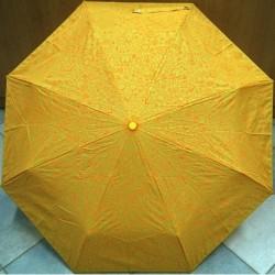 Deštník skládací Blue Drop A858DC oranžový s obrázky