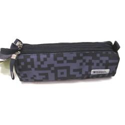 Pouzdro (3 zipy) Gabol TREK 212709 fialová
