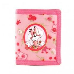 Dětská peněženka Diddlina Princes 22729 růžová