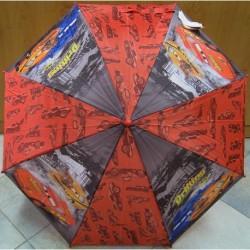 Deštník holový vystřelovací Disney Cars 3724