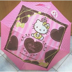 Deštník holový Perletti 75225 Hello Kitty
