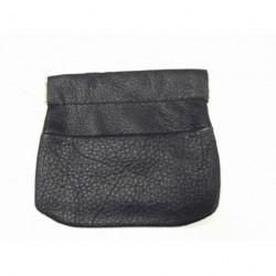 Krol 9616 černá kožená kapsa na drobné ( drobněnka Pick-Pack )