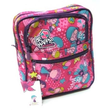Dětský batůžek Gabol HAPPY 209305 růžová/fialková
