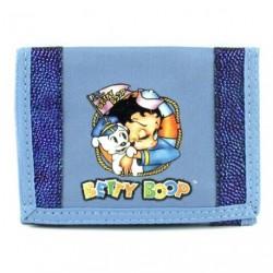 Dětská peněženka Betty Boop 39378 modrá