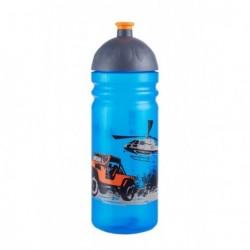 Zdravá lahev 0, 7 l Jeep (modrá)
