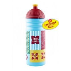 Zdravá lahev Nová generace 0,7 l Retro modrá/červená/žlutá