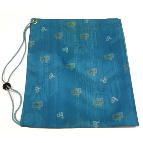 Sáček na přezůvky nebo tělocvik Herlitz čísla 10459071 barva : modrá