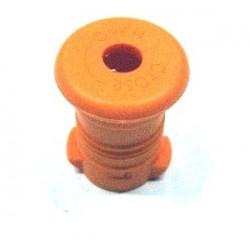 Oranžová zátka do víčka ZL