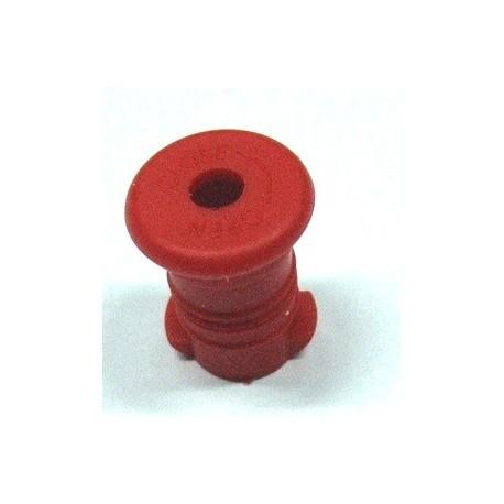 Zátka na zdravou láhev - červená