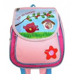 batoh Rea Kids 6924 růžovo/modrý